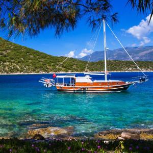Sailing Advanture Fethiye to Olympos