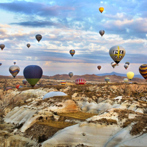 Cappadocia Discovery by Plane