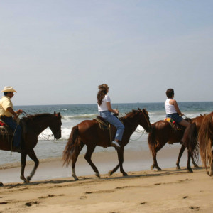 Try Horseback Riding in deserted town Kayakoy Fethiye