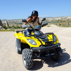 Offroad Quad Biking Tour in Oludeniz Fethiye
